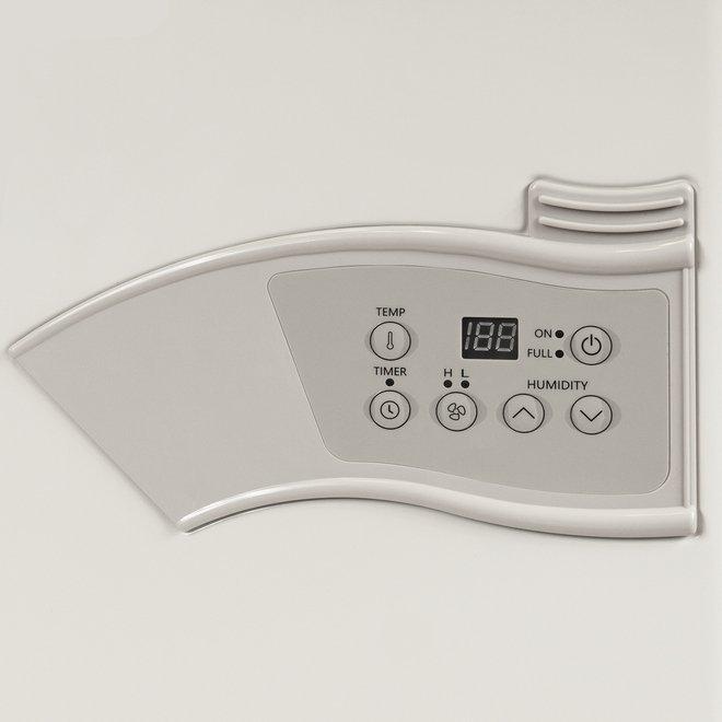 Osuszacz Master DH 721 - panel