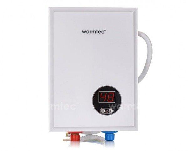 przepływowy podgrzewacz wody warmtec minishower 6,8 kw