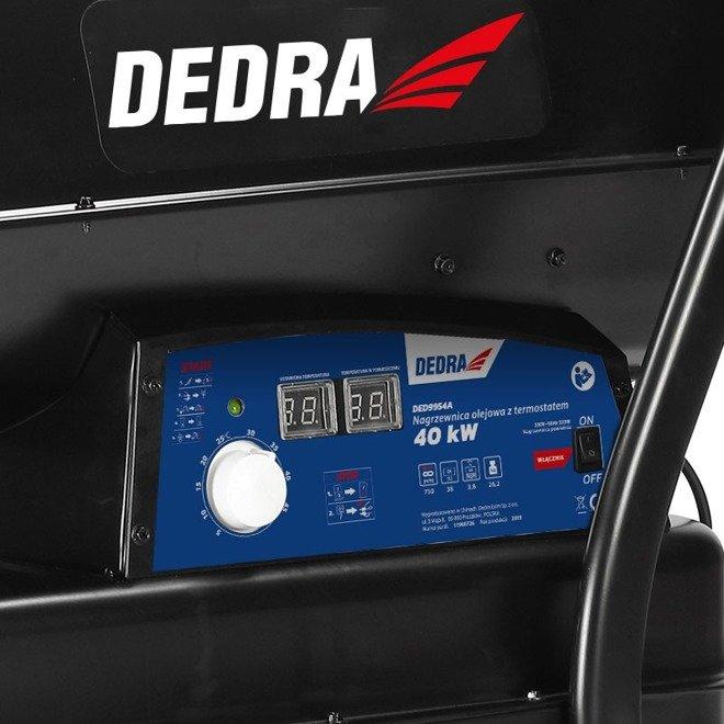 nagrzewnica powietrza Dedra DED9954A