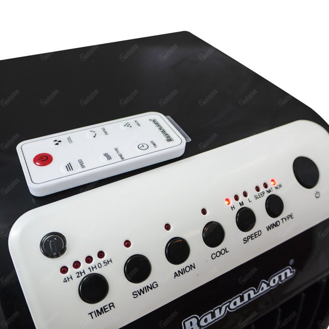 Klimator Ravanson KR-2011 panel sterowania