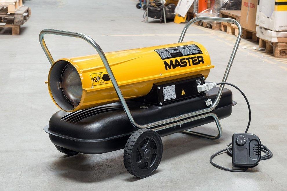 Master B 95 CEL magazyny