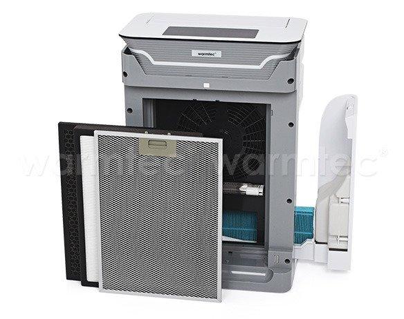 Filtry do oczyszczacza Warmtec AP350W