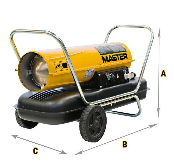 Master B 150 CEG