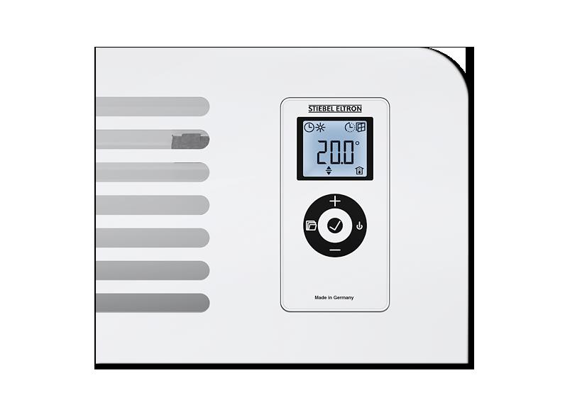 Grzejnik konwektorowy powietrza Stiebel CON 10 Premium - zalety