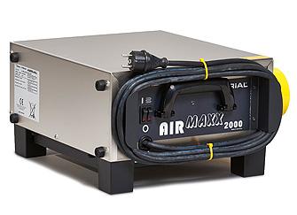 Dmuchawa powietrza Aerial AirMaxx 2000 - zalety