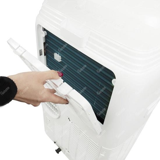 Klimatyzator Blaupunkt Moby Blue S 1111T - filtr powietrza