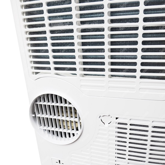 Klimatyzator Blaupunkt Moby Blue S 1111T - tył