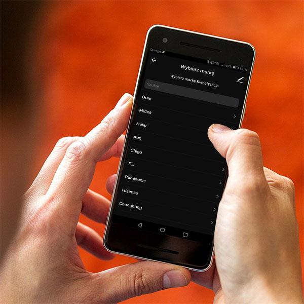 aplikacja WiFi Climative