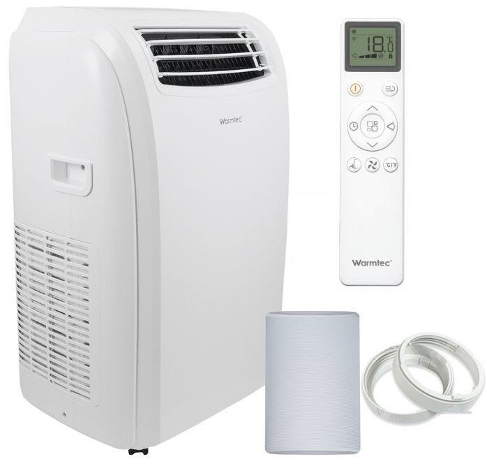 klimatyzator przenośny warmtec kp35w opinie