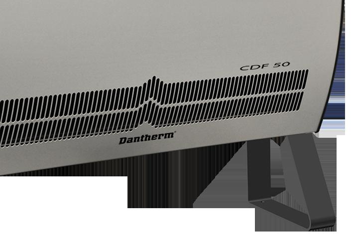 Osuszacz powietrza Dantherm CDF 40 - zalety