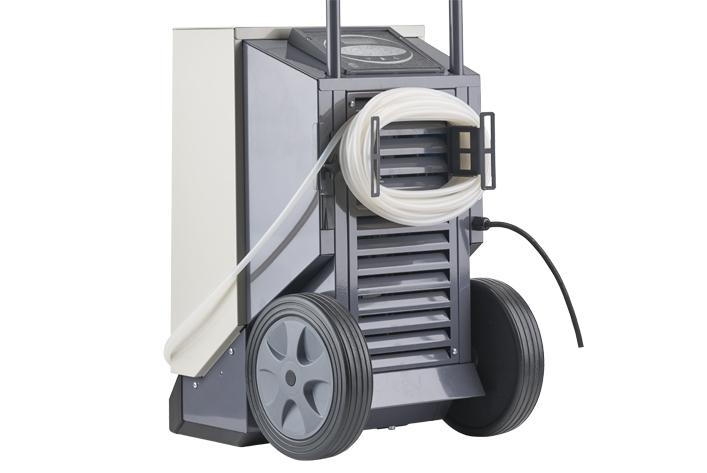 Osuszacz powietrza Dantherm CDT 30 - zalety