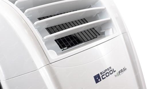 Klimatyzator Fral 14.1 szybkie chlodzenie