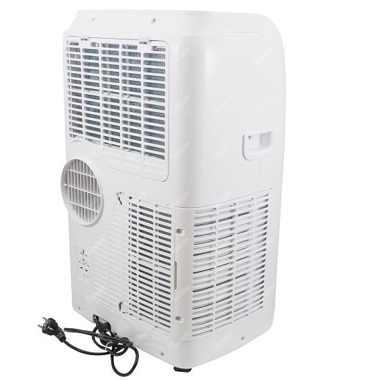 klimatyzator przenosny warmtec kp35w - moc 3,5 kw