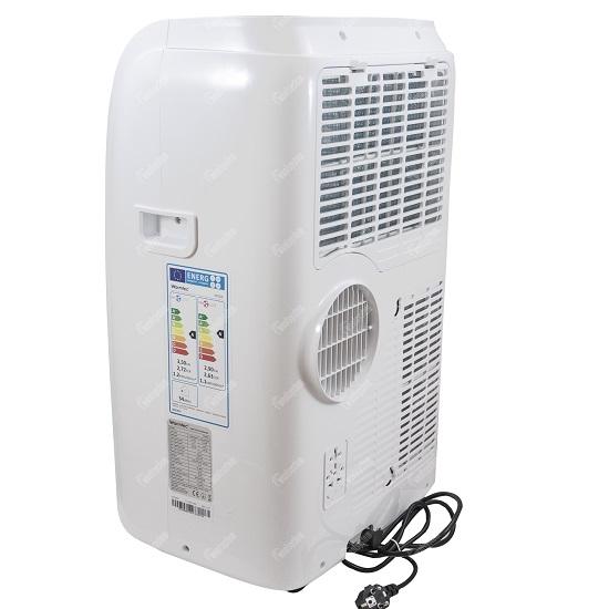 klimatyzator domowy warmtec kp35w - moc 3,5 kw