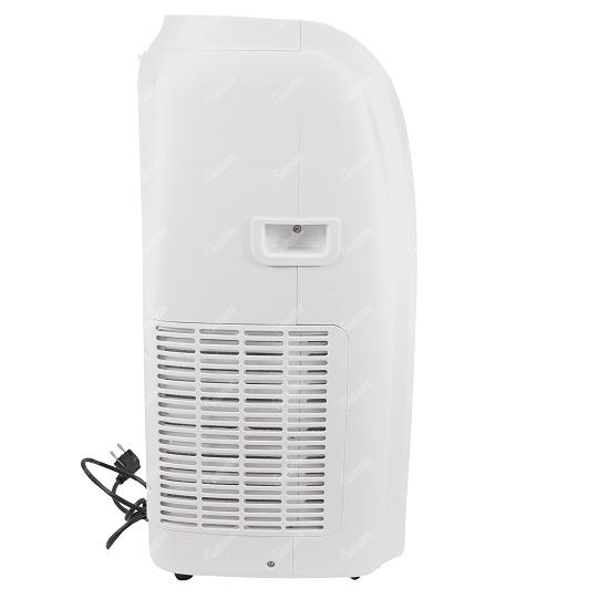 klimatyzator domowy kp35w - widok z boku
