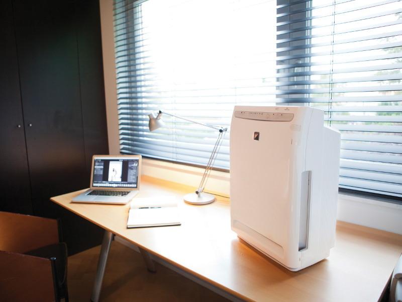 Oczyszczacz powietrza Daikin MC 70L zastosowanie