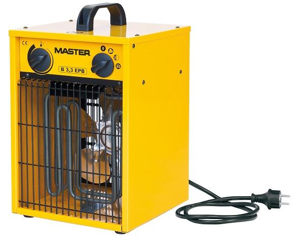 Nagrzewnica elektryczna Master B 3,3 EPB