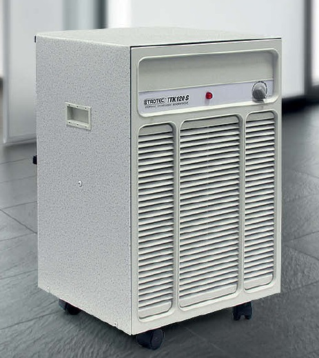 Pochłaniacz wilgoci TROTEC TTK 120 S o wydajności 27L/24h