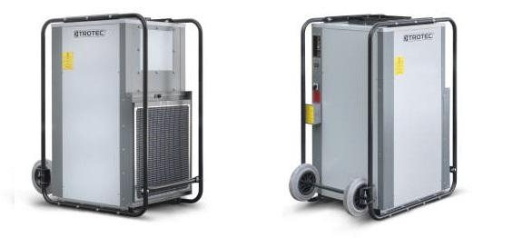 Filtry Osuszacza powietrza TROTEC