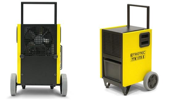Budowlany osuszacz powietrza TROTEC TTK 175 S