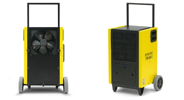 Budowlany osuszacz powietrza TROTEC TTK 655 S