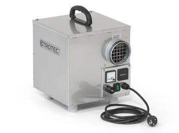 Adsorpcyjny osuszacz powietrza TROTEC TTR 250