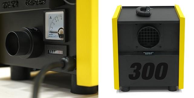 Adsorpcyjny osuszacz powietrza TROTEC TTR 300