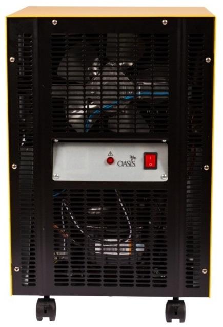 Osuszacz powietrza Oasis D 165 R