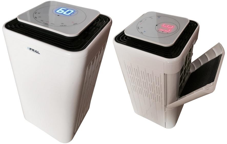 panel sterowania dotykowy - fral dry digit 13c