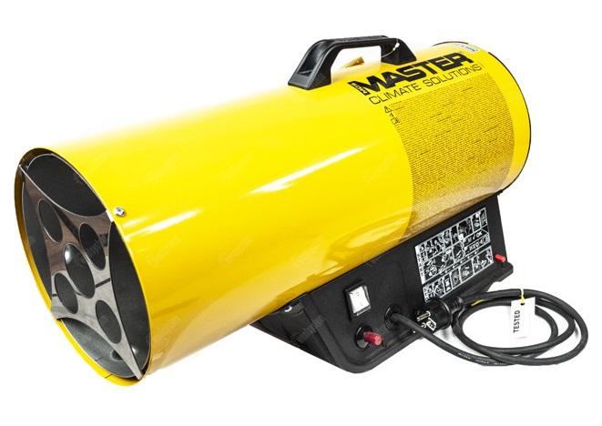 nagrzewnica gazowa master blp 17m