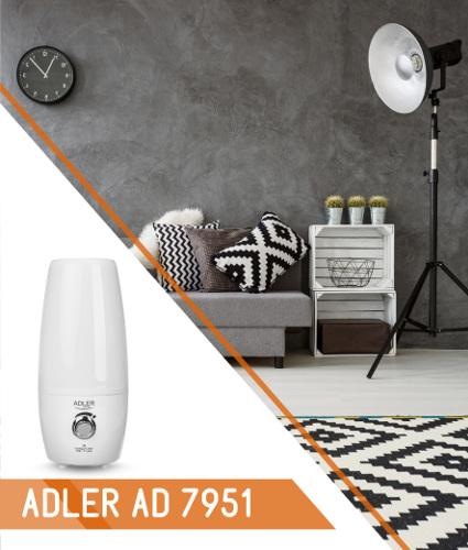 Nawilżacz powietrza Adler AD 7951