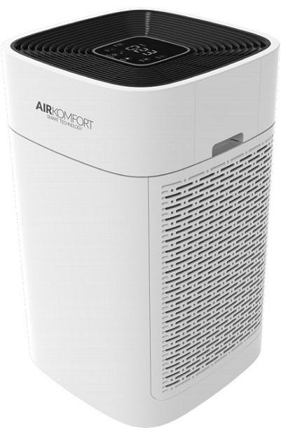 oczyszczacz z filtrami hepa ac-80 airkomfort