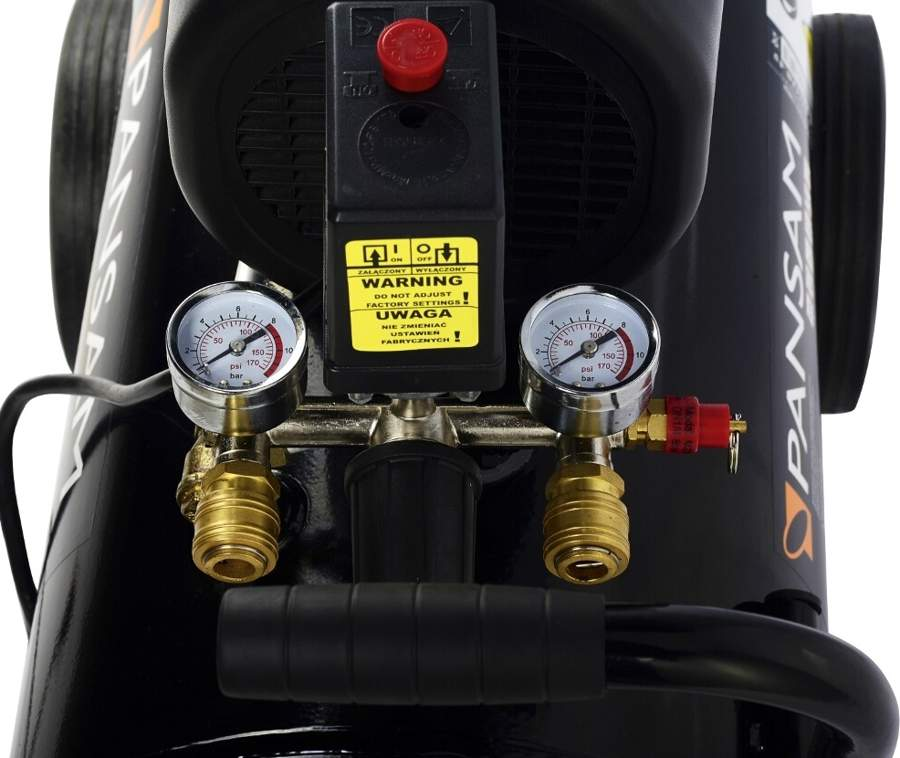 Kompresor olejowy Dedra A077030