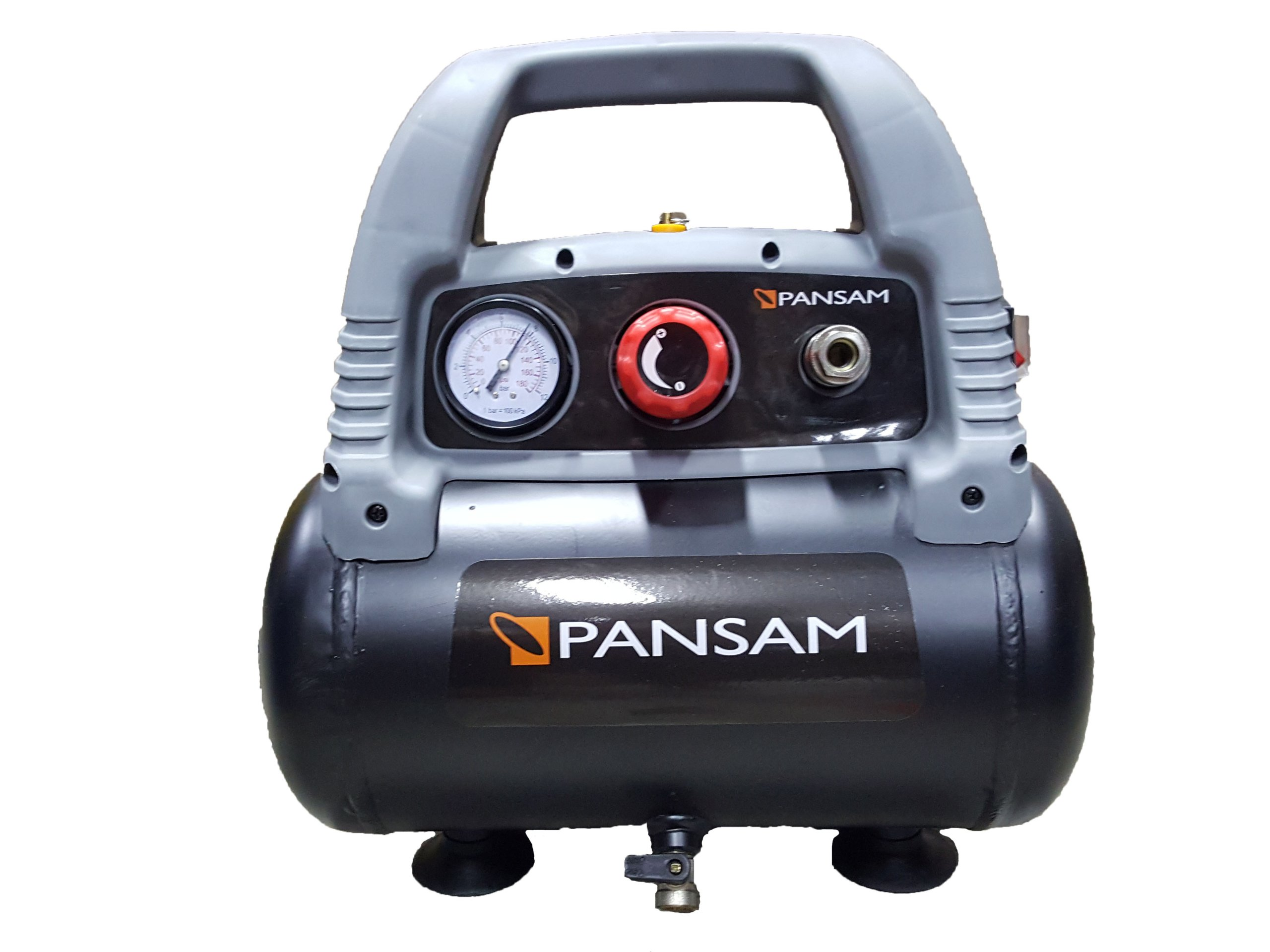 Minikompresor bezolejowy PANSAM by Dedra 1100W A077016