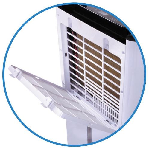 Osuszacz powietrza Descon DA-R020 - filtr