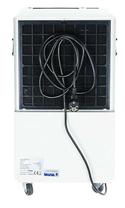 Osuszacz Fral Super Dry 33.202 - zalety