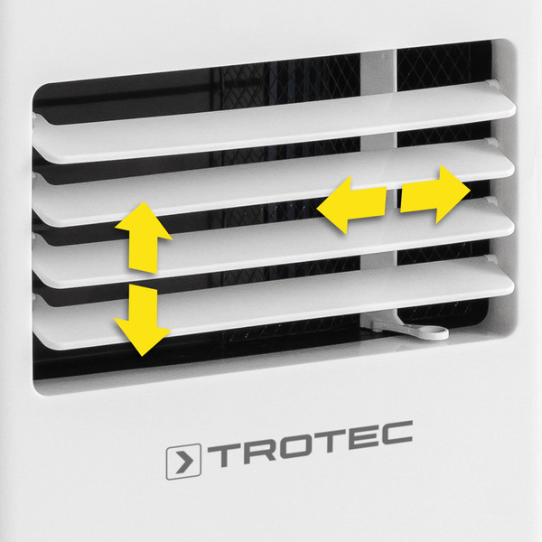Klimatyzator przenośny PAC 2600 X