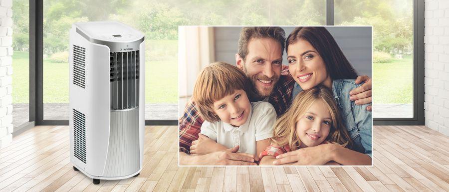 Klimatyzator przenośny PAC 2610 E
