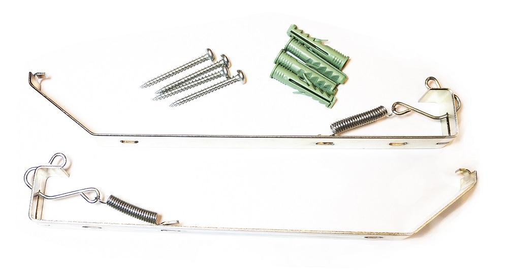 akcesoria montażowe grzejnika konwektorowego warmtec ewx