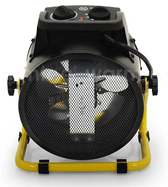 nagrzewnica powietrza warmtec ewp-3