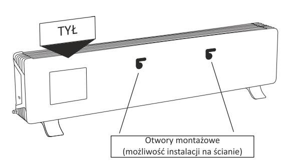 budowa grzejnika warmtec egl-1000 - tył