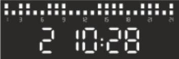programowanie pracy - grzejnik warmtec egw-1500