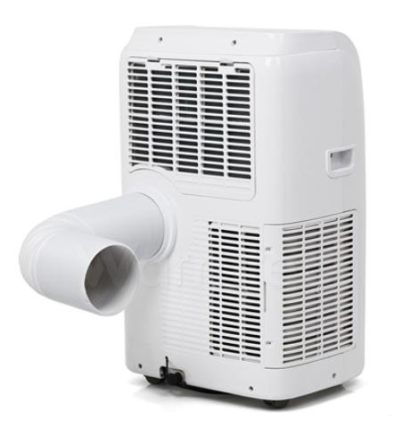 klimatyzator przenośny kp35w - rura wyrzutowa