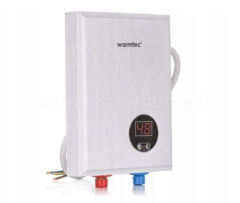 warmtec minishower - ogrzewacz wody