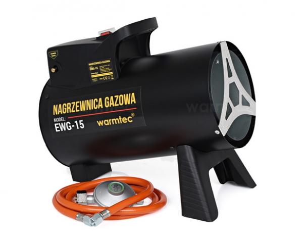 nagrzewnica gazowa warmtec ewb-15