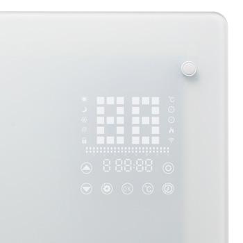 szklany front grzejnika warmtec egw-1500