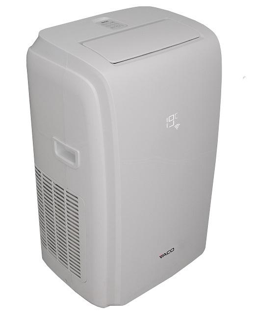 Klimatyzator VACO Arrifana VAC0909W widok z boku