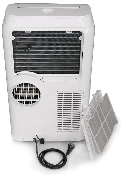 Klimatyzator VACO Arrifana VAC0909W widok z tyłu