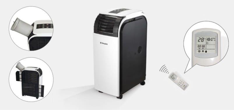 Klimatyzator przenośny Dimplex PC 35AMB