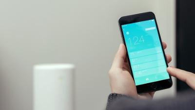 LIFAair LA503 smartfon